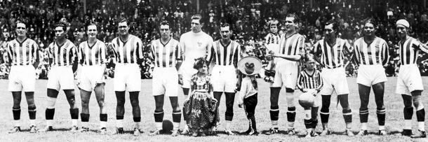 El Primer Campeonísimo / Fuente: ClubNecaxa
