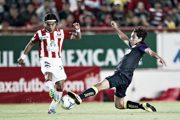 America goleo a Necaxa 4-1 en la Copa Mx 2013