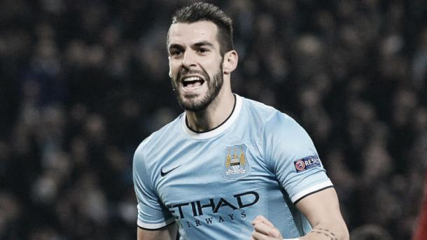 New signing Alvaro Negredo should prove competition for place upfront (Picture from Sky Sports)