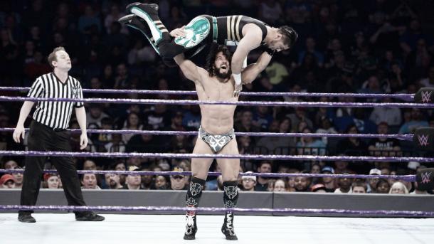 Nese impressed this week. Photo-WWE.com