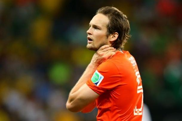 Blind's Netherlands failed to qualify for Euro 2016 (Photo: Getty Images)