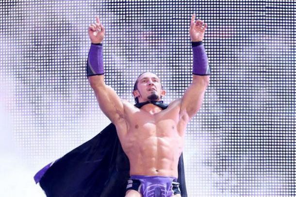 Neville will miss WrestleMania. Photo- Mirror