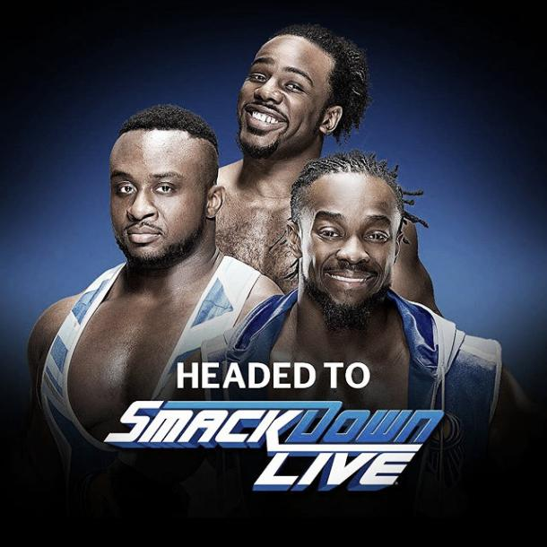 SmackDown will feel the power of positivity. Photo- coed.com