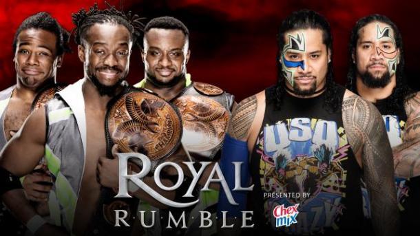Will the Uso's finally regain the belts? Photo:WWE