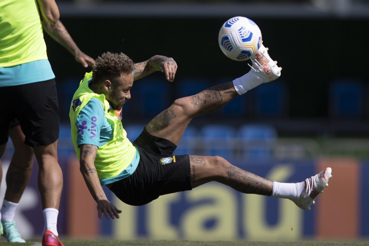 Picture: Lucas Figueiredo / CBF