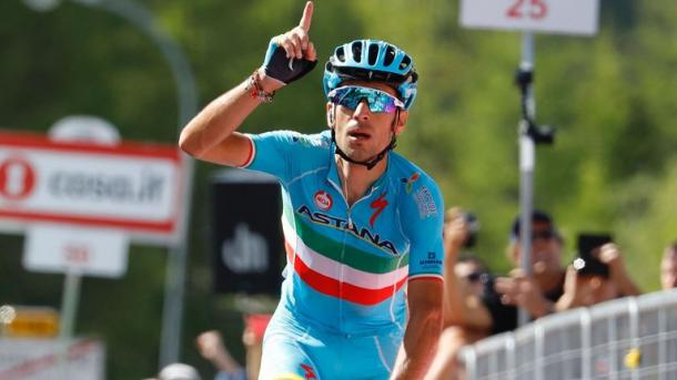 Nibali's win on stage 19 sparked the monumental comeback / Sky Sports