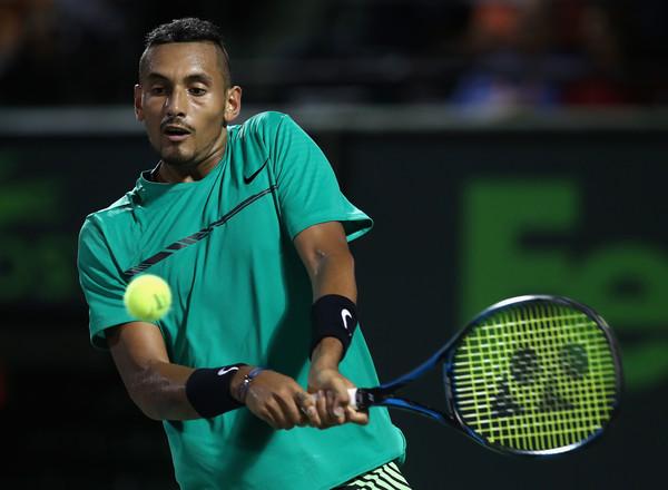Tennis, niente da fare per Fognini a Miami contro Nadal