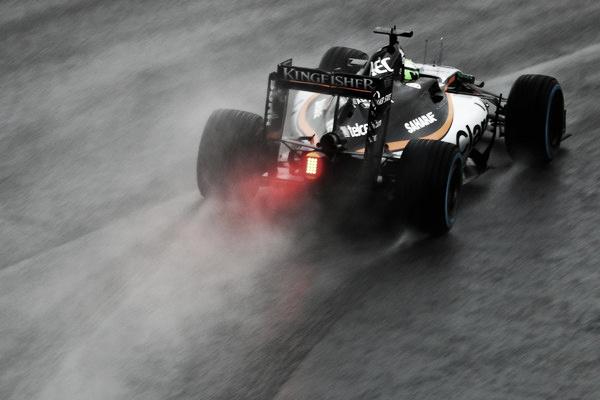 Nico, durante el GP Brasil 2016 | Fuente: Getty Images