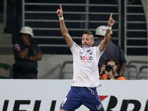 Nico López deve iniciar entre os titulares contra o Boca Juniors (Foto: Getty Images)