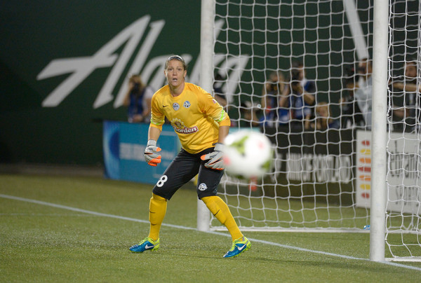 Nicole Barnhart in 2015 NWSL Final |  Source: Steve Dykes/Getty Images North America