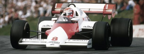 Foto (1984): McLaren Website