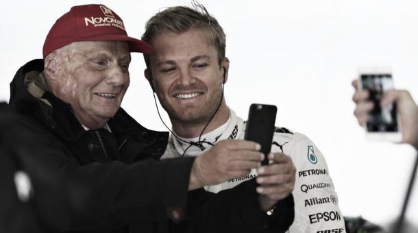 Foto (2016): Nico Rosberg Twitter