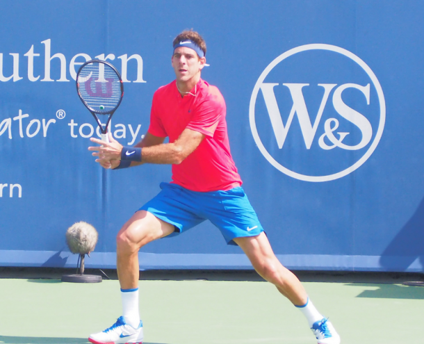 Del Potro will look to be aggressive and break down Dimitrov (Noel Alberto/VAVEL USA)