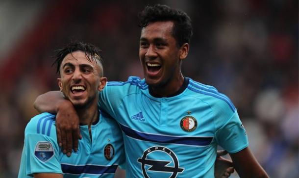 Aún debe de demostrar muchas cosas en el terreno de juego. Foto: Feyenoord