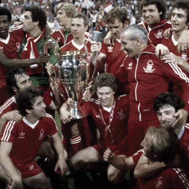   Primera Copa de Europa del Nottingham Forest | Foto: Nottingham Forest  