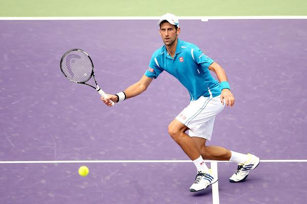 Novak Djokovic   Foto: Zimbio