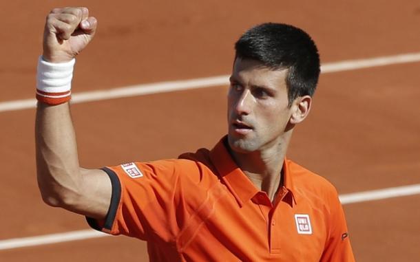Will Djokovic finally reign supreme in Paris? | Image Credit: Telegraph