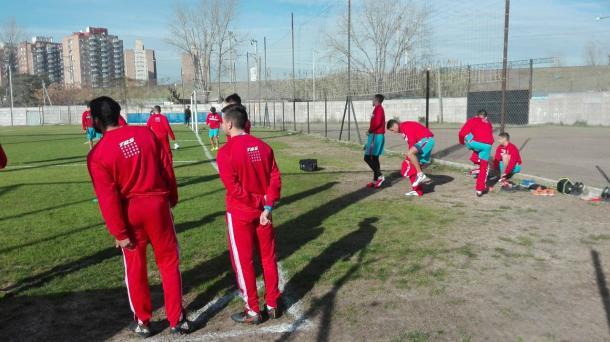 Novos reforços da equipe de Sarandí não foram inscritos na competição (Foto: Divulgação/Arsenal-ARG)