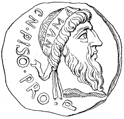 Numa Pompilius. Imagen atribuida a Anton Nyström (1901). PD.