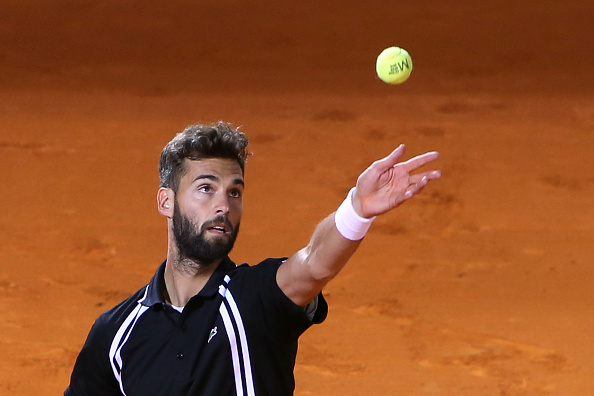 Paire has shown some improvement in his past couple of tournaments (Getty/NurPhoto)