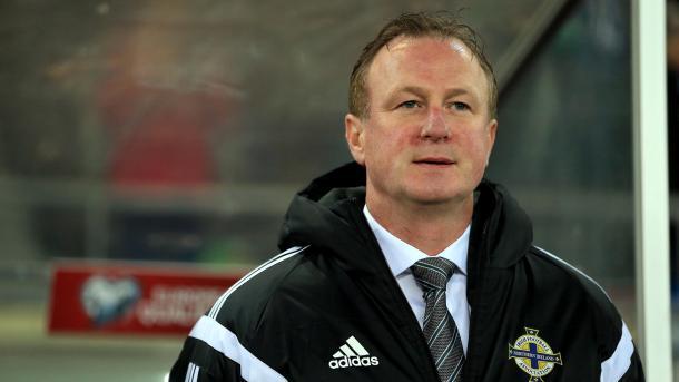 Martin O'Neill, ct dell'Irlanda del Nord, skysports.com