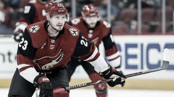Oliver Ekman-Larsson   Foto: NHL.com