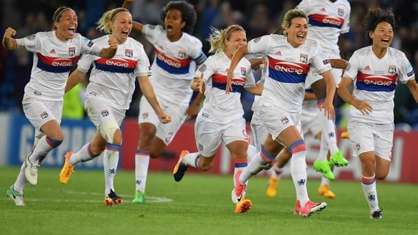 Lyon is considering one of the best women's team in the world | Photo: Carl Recine  REUTERS