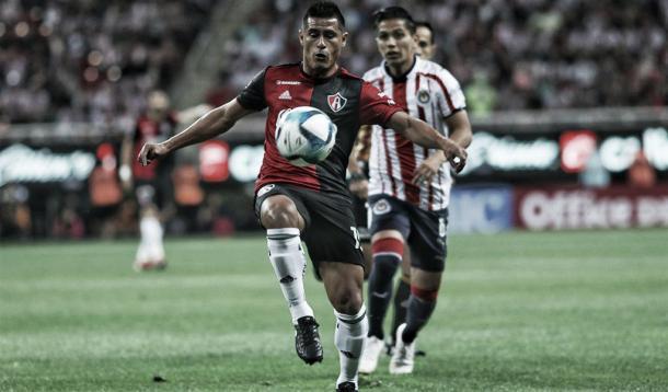 Foto: Depor / El jugador paraguayo lleva dos goles en el torneo.