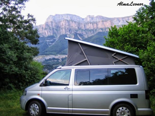 Camping en Ordesa (Huesca)