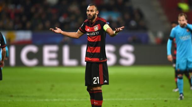 Can Leverkusen make do without Toprak? | Photo: UEFA