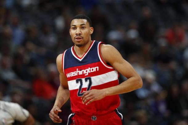 Otto Porter signed a 4-year, $106M offer sheet from the Nets but the Wizards ended up matching it. We'll find out if he's really worth that much this season. Photo: David Zalubowski/Associated Press
