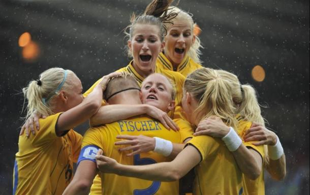 Sweden have just about done enough at each stage so far... Can they do that again tomorrow? (Photo: Rio 2016)
