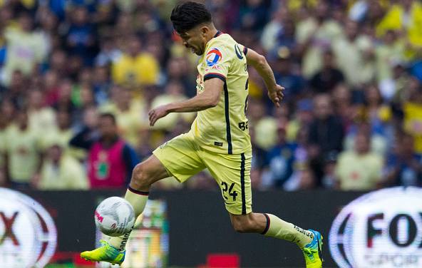 Oribe Peralta is just one of the offensive weapons on Club America rosters / Miguel Tovar - LatinContent/Getty Images