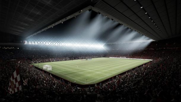 Old Trafford. Foto: Premier League.
