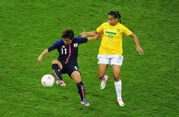 Japanw ill face Brazil in their first match at CenturyLink Field | Source: Mike Hewitt/Getty Images Europe