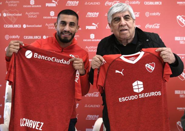 Foto:Independiente