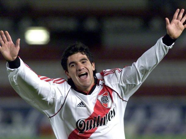 Ariel Ortega. Su segunda etapa en River. (Foto: web)