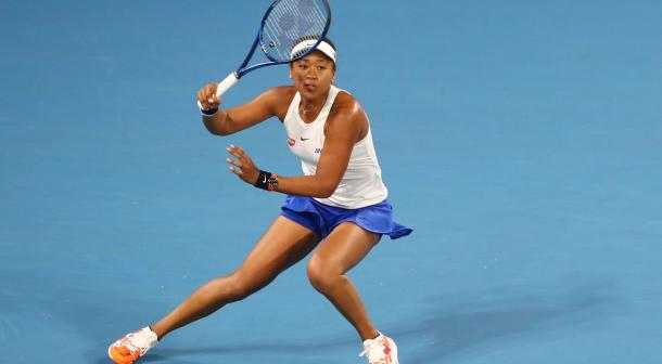 Osaka has started slowly, but finished strong in her first two rounds/Photo: Chris Hyde