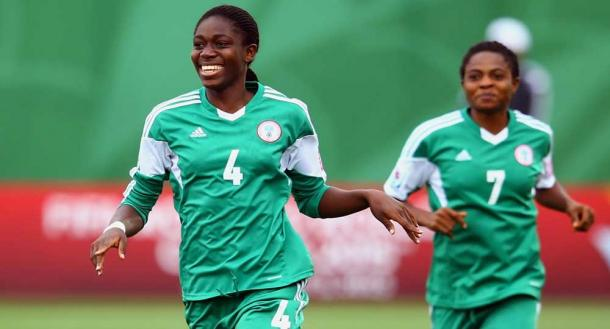 Asisat Oshoala looks to lead from the front for her country | Source: guardian.ng