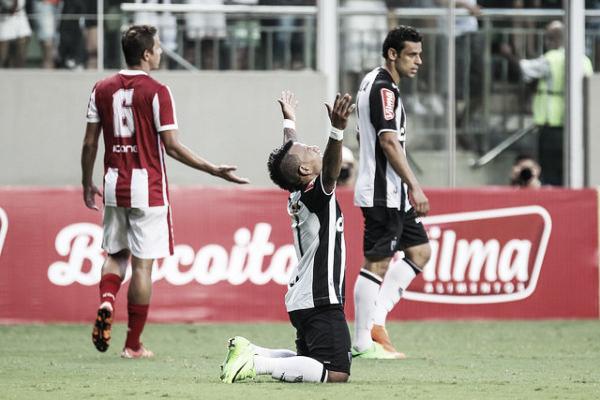 Gol de Otero deu os três pontos ao Galo (Foto: Bruno Cantini/Atlético-MG)