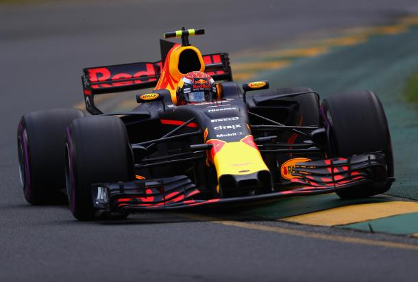 Max Verstappen puts his Red Bull in 6th spot | Picture Credit: Getty Images/Red Bull Content pool