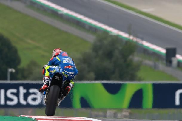 Vinales leads the way at the Red Bull Ring - www.crash.net