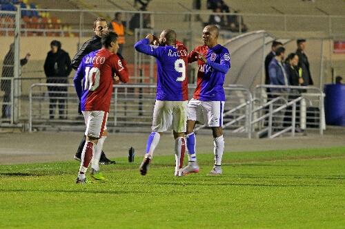 Contra o Paraná, Goiás chegou a oito jogos sem vencer na Série B (Foto: Divulgação/Paraná Clube
