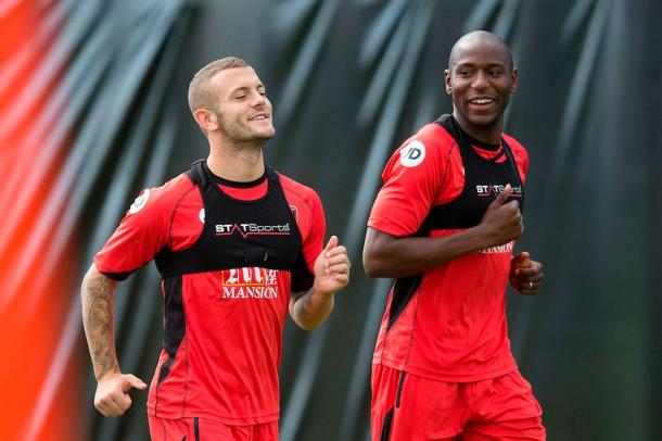 Wilshere is set for this Cherries debut this weekend (The Mirror)