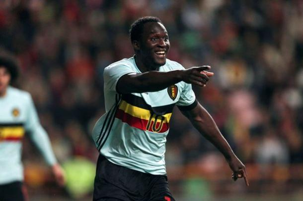 Lukaku is just one of problems Belgium's opponents will have to deal with. (Photo: EPA)