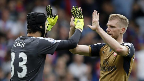 Cech has proven to be worth the summer outlay. | Image source: Sky Sports