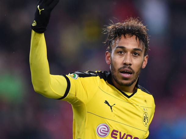 Will Aubameyang lead BVB to glory? | Image source: kicker