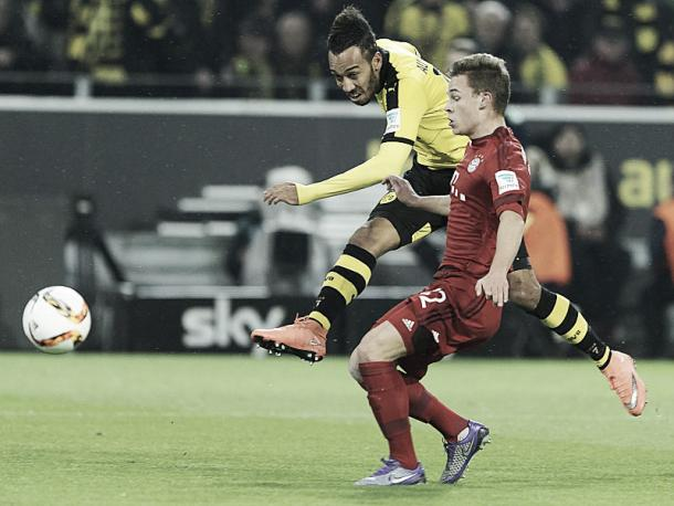 Can Aubameyang fire BVB to victory? | Photo: kicker - Getty Images
