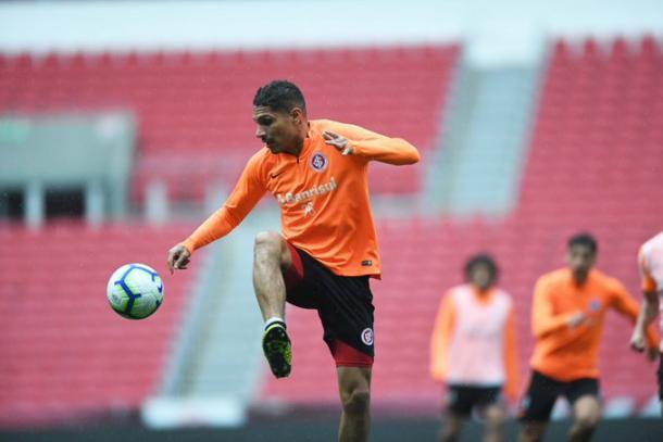 Guerrero foi decisivo na semi e é esperança para a final (Foto: Reprodução/SCI)