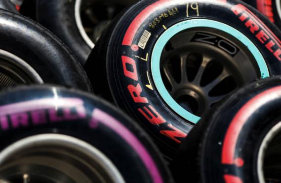 Pirelli, protagonista por su cambio en Montmeló (Getty Images)